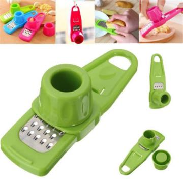 Kitchen Garlic Ginger Presses Cutter Device Grinding Hand Cooking Tool BO