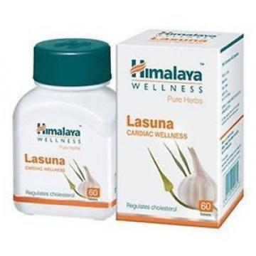 Himalaya Lasuna Tablets / Garlic Extract 250mg
