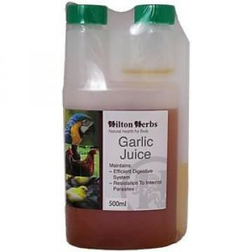 Hilton Herbs Garlic Juice 500 ml