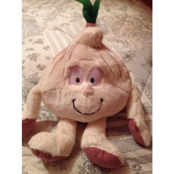 CO-OP Goodness Gang Grace Garlic soft toy