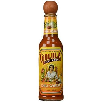 NEW Cholula Chili garlic Hot Sauce Pack of 3 FREE SHIPPING