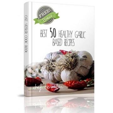 SET Of 2-ECONOMY PACK Chef Hessler Silicone Garlic Peeler BONUS: 50 Garlic Set