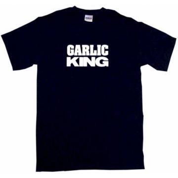 Garlic King Mens Tee Shirt Pick Size Color Small-6XL