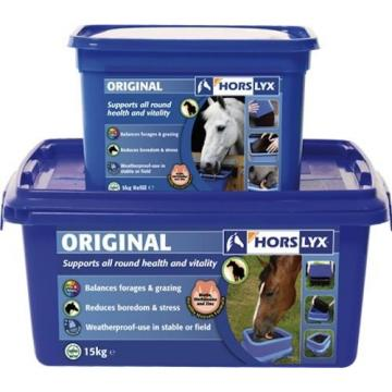 Horslyx, Mint, Garlic, Original, Mobility, Respiratory