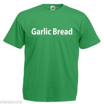 Garlic Bread Children's Kids T Shirt