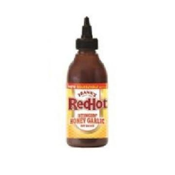 Frank's Red Hot Stingin Honey Garlic Hot Sauce