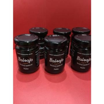 BULK DEAL 6 x Balsajo Black Garlic Black Garlic Paste 100g