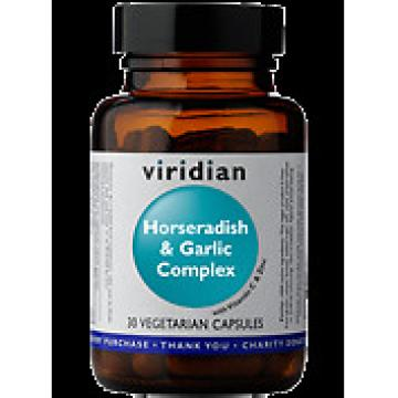 VIRIDIAN Horseradish and garlic