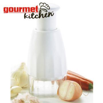 Manual Onion Chopper Vegetable Fruit Cutter Slicer Garlic Kitchen Food Chop Tool