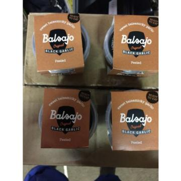 Balsajo Peeled Black Garlic Pot 50g (4x50g Tubs) When There Gone There Gone !