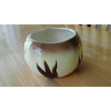 anthropomorphic Garlic Jar