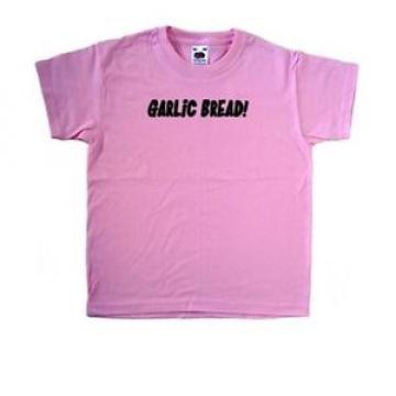 Garlic Bread Peter Kay Pink Kids T-Shirt