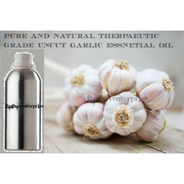 Garlic Essential Oil 5ml -500ml Organic Pure 100% Decut Therapeutic Aromatherapy