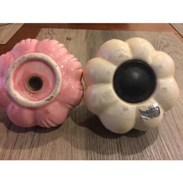 Vintage Onion & Garlic Salt & Pepper Shaker Set Anthropomorphic Faces Made Japan