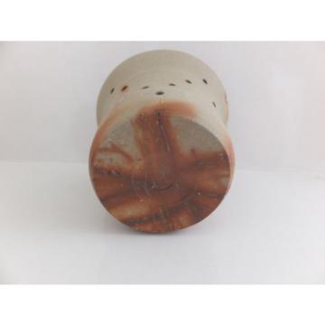 JAPANESE BIZEN PORCELAIN Ginger, garlic preservation device2 SIGNED