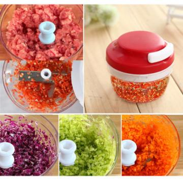 Vegetable Onion Garlic Food Slicer Chopper Cutter Kitchen Peeler Dicer Container