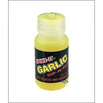 Spike-It Dip-n-Glo Dye Garlic Chartreuse