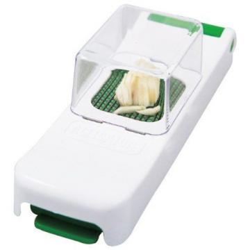 Mini Alligator Garlic Chopper Dicer With Collector