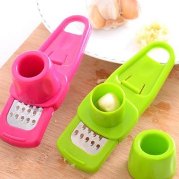 Garlic Grinding Ginger Grater Planer Slicer Cutter Cooking Tool Kitchen Utensils