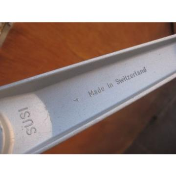 Vintage *** ZYLISS SUSI *** Full Aluminum Garlic Press SWITZERLAND