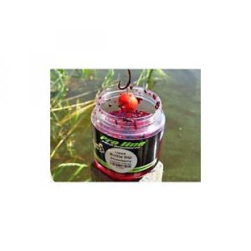 (4,97€/100 ml) Pro line Liquid Boilie Dip - Garlic & Robin Red 200ml Karpfen TOP
