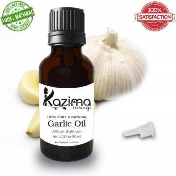 Original Garlic Oil Pure Natural Undiluted Herbal Helpful for Heart diseases