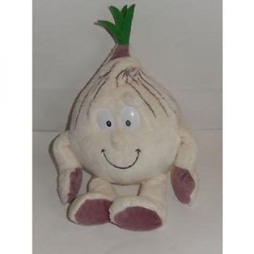 PELUCHE GOODNESS GANG AGLIO GARLIC SOFT TOY collezione vitamina