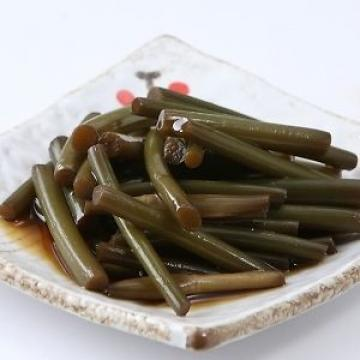 [KOREAN KIMCHI FOOD] Garlic Stem Pickle seasoned with soy sauce 1kg / Maneuljong
