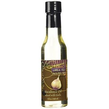 Zero Gravity Hawaii Garlic Isle Hawaiian Macadamia Nut Oil From Oils of Aloha