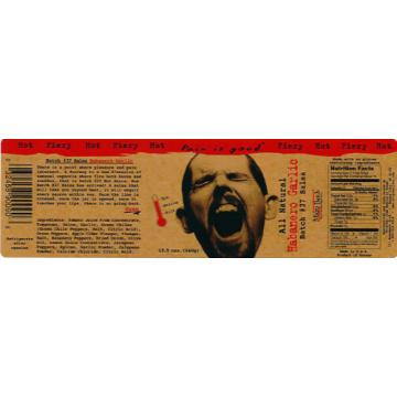 Pain is Good Batch #37 Habanero Garlic Salsa (15.5 oz)