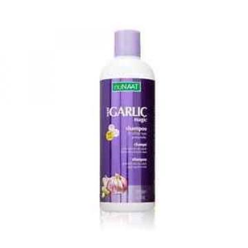 NUNAAT Naat Garlic Magic Shampoo 16.8 oz (Pack of 5)