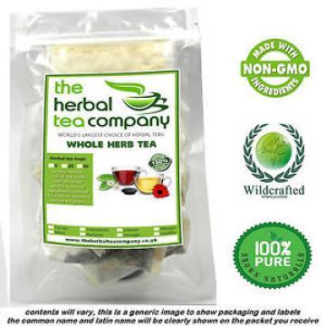 Garlic 100% Pure Herb MAX STRENGTH Tea Bags + Vanilla 50 Pack