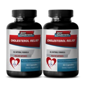 Have A Blood-Thinning Benefit - Reduce Cholesterol 460mg - Garlic Supplement 2B