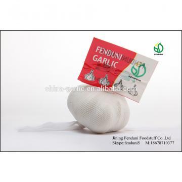normal white garlic of 2017 crop size 5.0cm