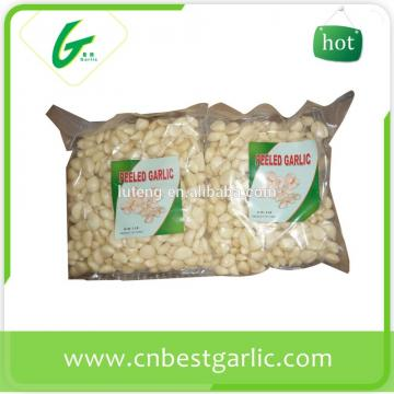 Best peeled garlic price in china for the European market