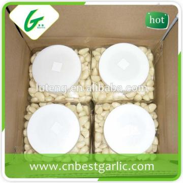 Peeled frozen garlic cloves for sale