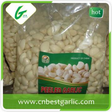Wholesale fresh peeled garlic price
