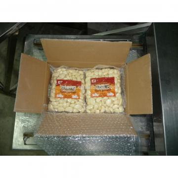 UK Peeled Garlic Vaccum Pack with BRC