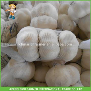 Chinese Snow White Garlic Rich Farmer Brand