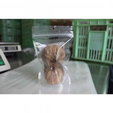 Chinese Black Garlic Made by 5.5cm Normal White Garlic or 5.0cm Purple Garlic