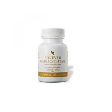 Forever Living Garlic Thyme Supplements