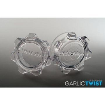 NexTrend Garlic Twist GTA Garlic Press Twist Cut Crush Purple, Green, Clear New
