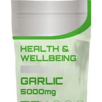 Garlic 5000mg - 180 Capsules