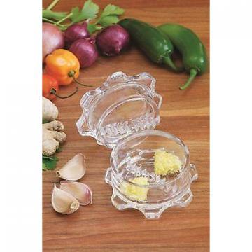 Garlic Twist 3rd Generation NexTrend Crush Garlic Ginger, Olives Nuts & More