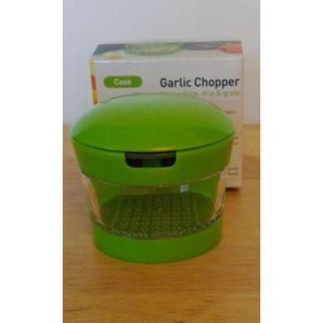 Garlic Chopper. Slice Dice Grate. New Boxed