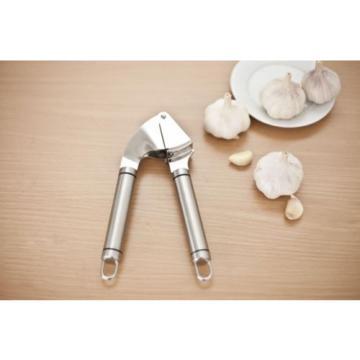 Stainless Steel Portable sturdy heavy duty 9 oz Garlic Press Crusher Masher