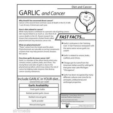 Organic Garlic & Ginger - 90 Capsules: Healthy Circulatory Antioxidant 500 mgs