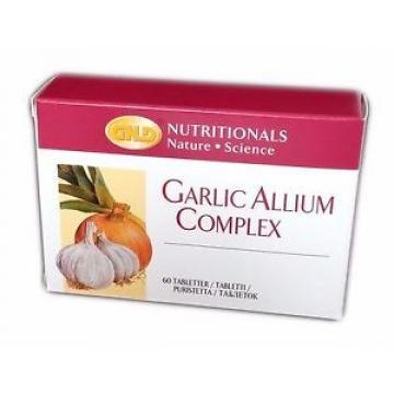 Garlic Allium Complex GNLD NeoLife Food Supplements