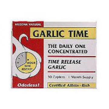Garlic Time Release 180 Caps