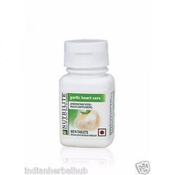 Amway NUTRILITE Garlic Heart Care improve blood circulation - 60N tablets